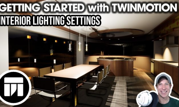 Getting Started Rendering in Twinmotion Tutorials Archives