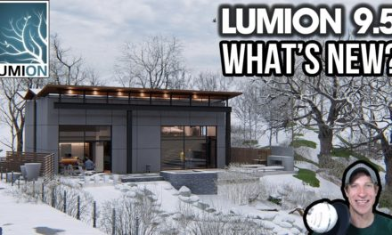 How to CREATE TERRAIN IN LUMION! - The Rendering Essentials